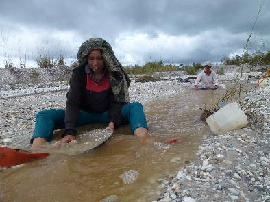 Empowering Women Gold Miners in Indonesia